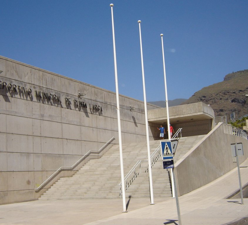 Polideportivo Municipal Punta Larga