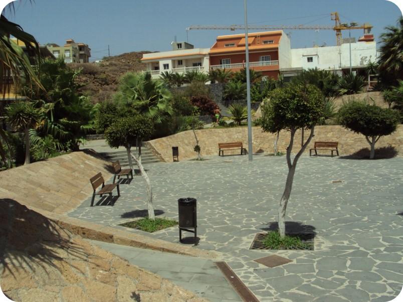 Plaza la Jaca